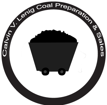 Calvin V. Lenig Coal Preparation and Sales logo